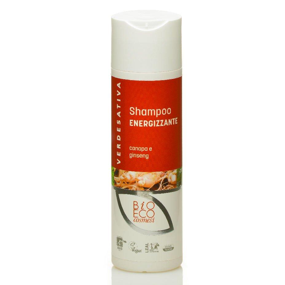 shampoo energizzante Verdesativa
