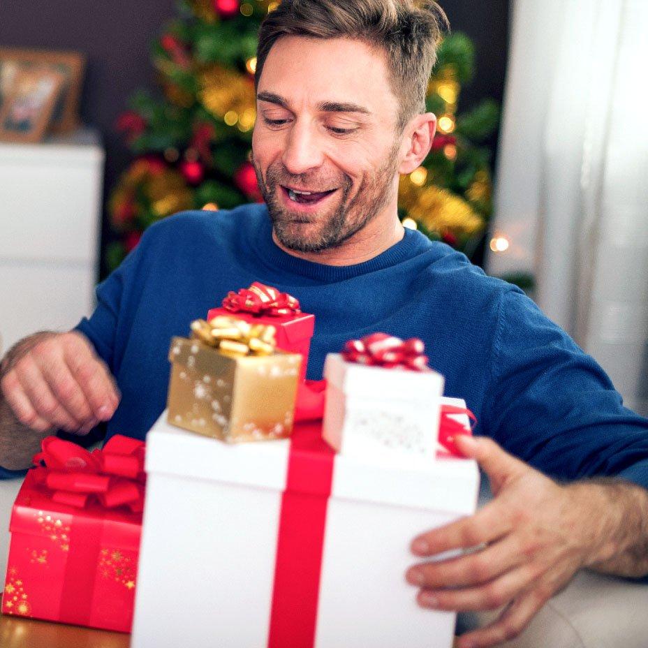 regali di Natale uomo
