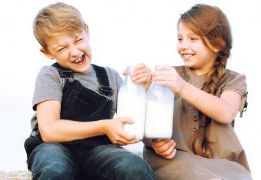 Ormoni nel latte vaccino