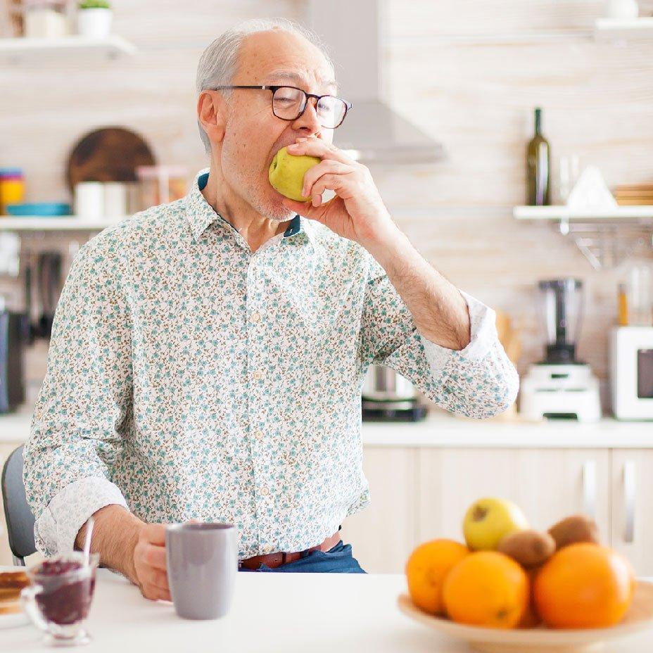 Invecchiamento e intestino