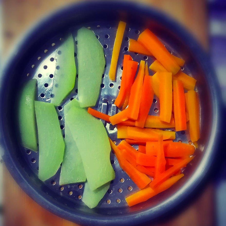 carote be zucchina spinosa