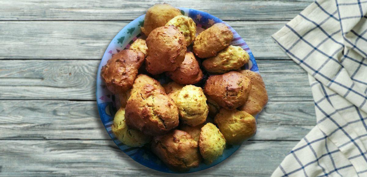 Biscotti con polpa di Kumquat
