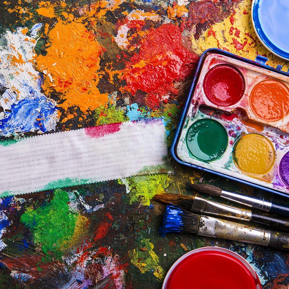 colori acquarelli
