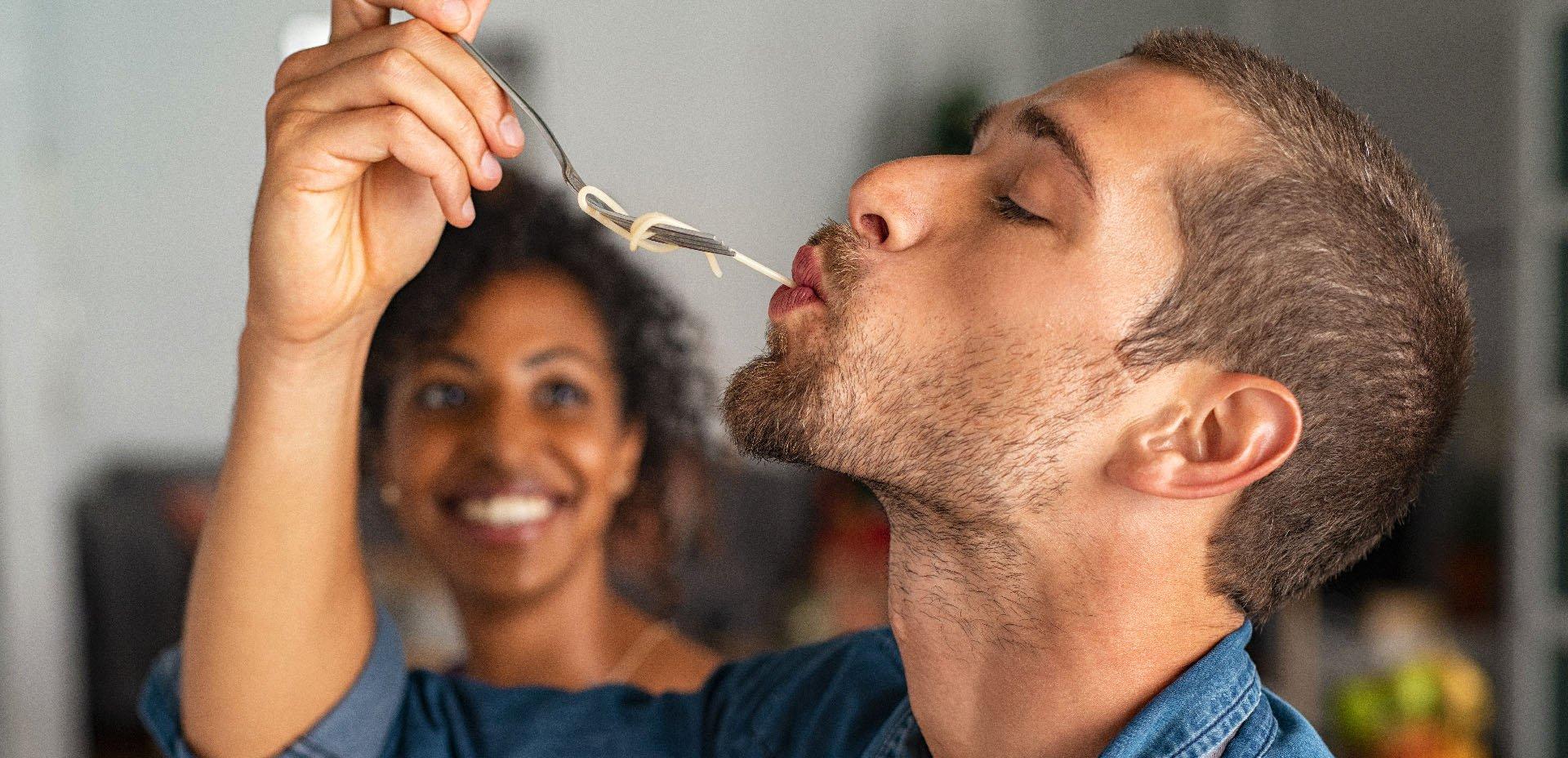 sapore della pasta