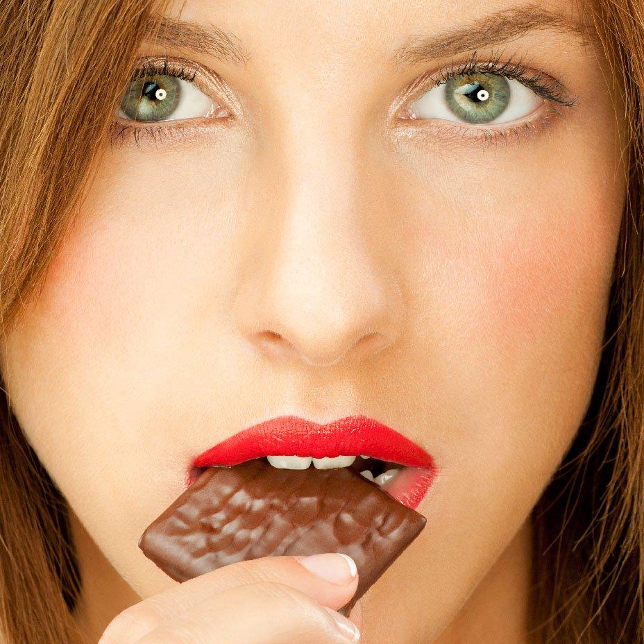 sapore del cioccolato