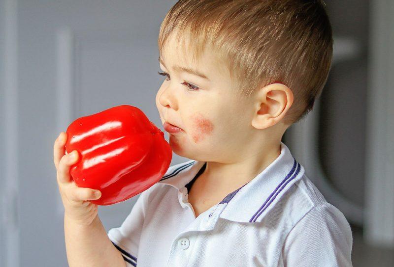 Allergie e intolleranze: il bimbo può mangiare tutto?