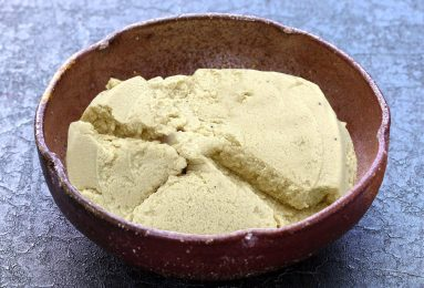 tofu vellutato casalingo