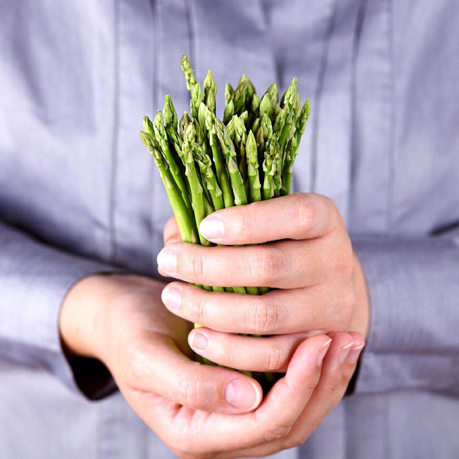 cespo di asparagi