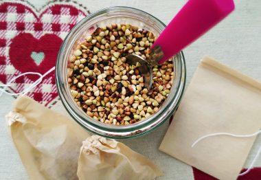 sobacha, infuso di grano saraceno
