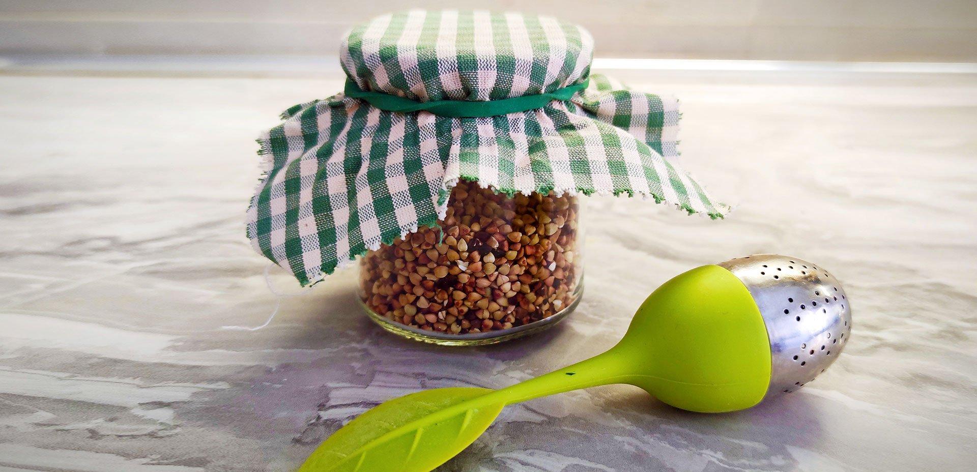 grano saraceno tostato per il sobacha