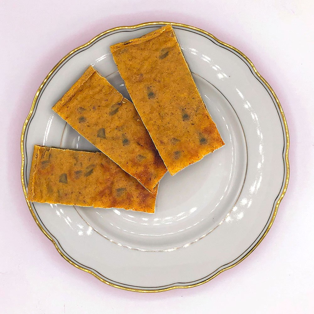 farinata di taccole