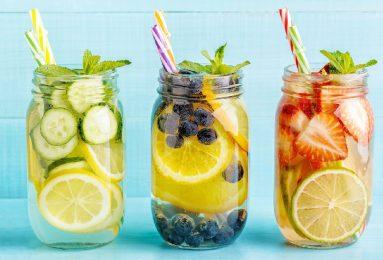 Come fare le acque aromatizzate?
