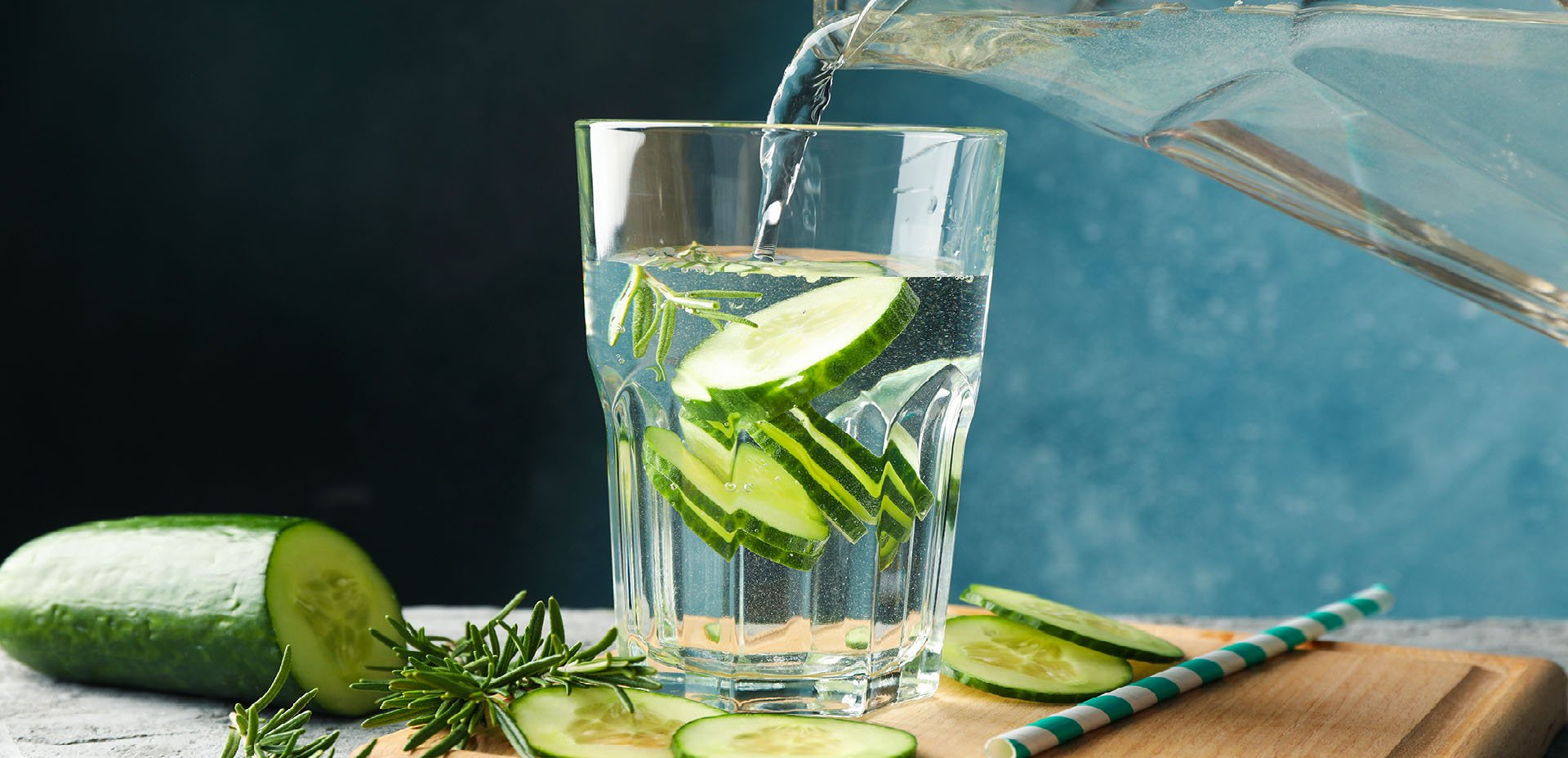 acqua al cetriolo