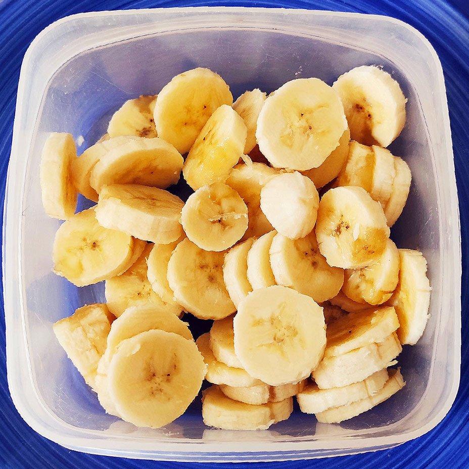 banane tagliate