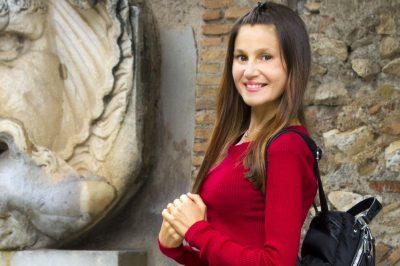 incontri online a casa veggie con Isabella Vendrame