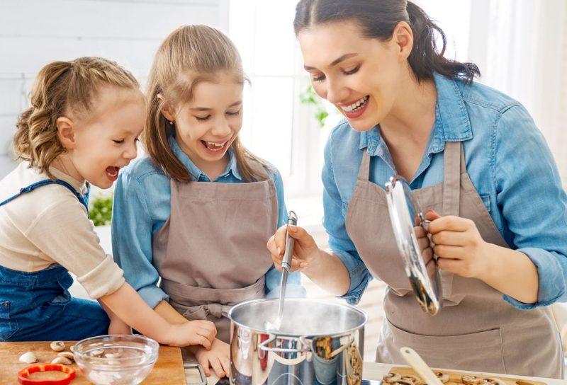Come e perché coinvolgere i bambini in cucina?
