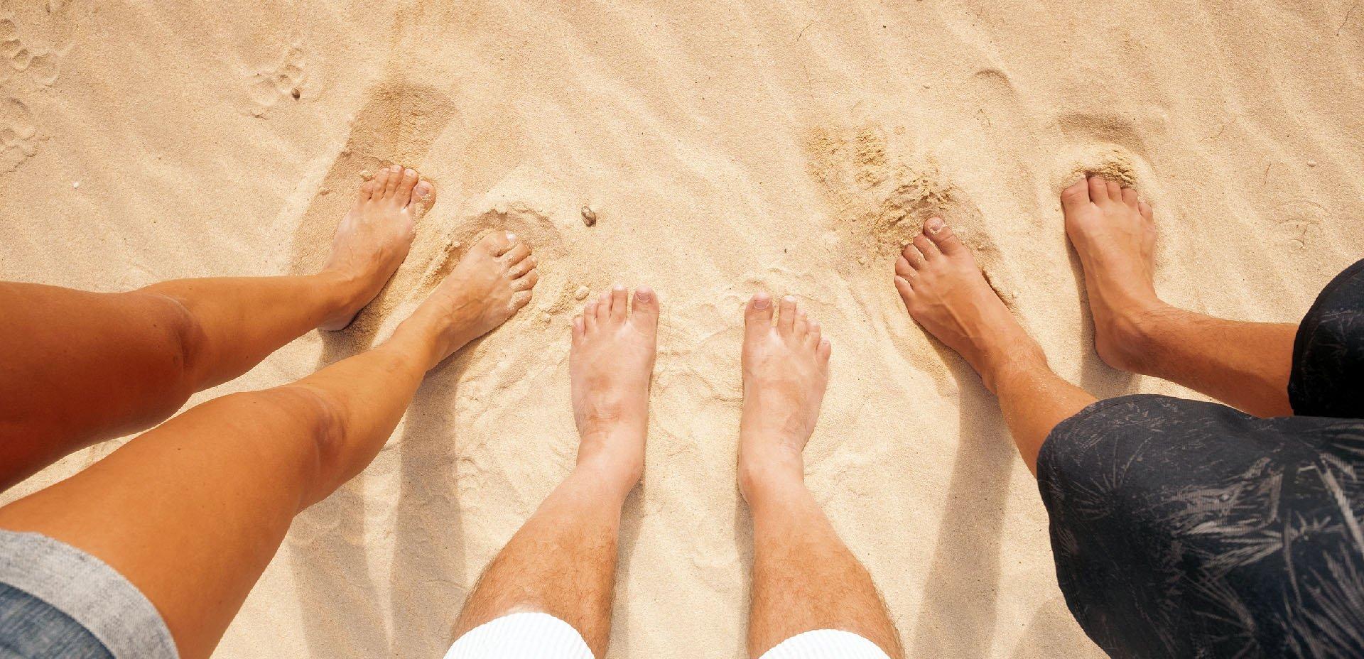 earthing grounding barefooting