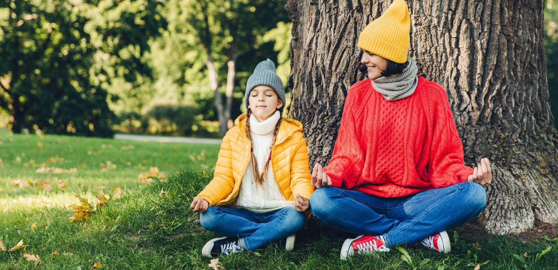 gestire l'ansia con tecniche di rilassamento e meditazione