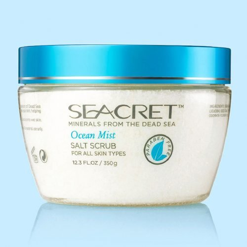 Ocean Mist Salt scrub Seacret